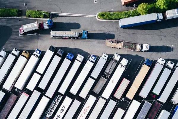 Camiones exentos de tacógrafo