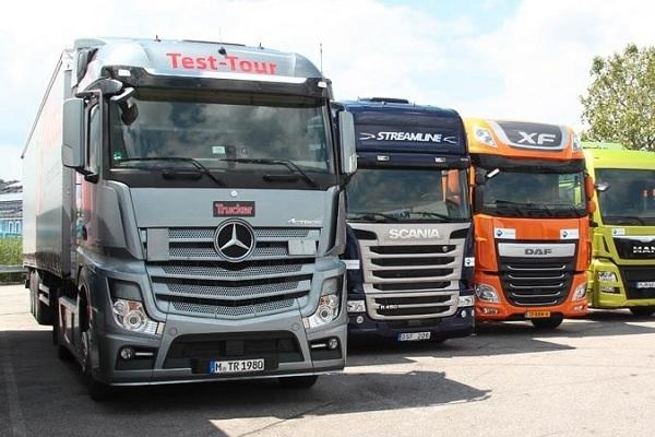 camiones exentos de tacografo