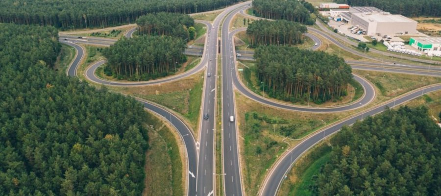tipos de vias y carreteras
