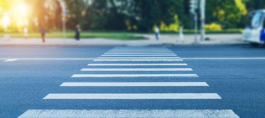 paso de peatones paso de cebra